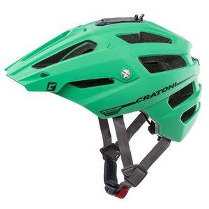 CASQUE DE VÉLO CRATONI - Casque pour vélo ATTRACK vert - Taille M