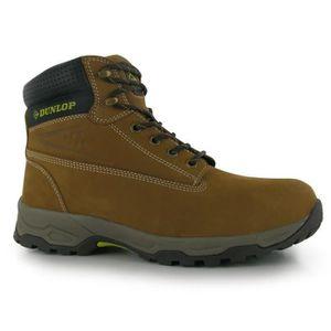 Dunlop Unisexe sécurité sur site Steel Toe Cap Bottes de sécurité