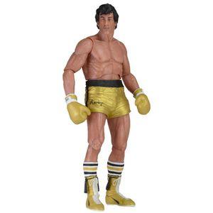 FIGURINE - PERSONNAGE Rocky série 1 40th Anniversary figurine Rocky (Gol