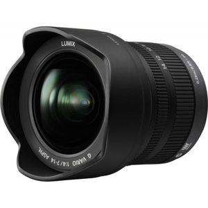 OBJECTIF Zoom PANASONIC - HF 007014 E • Optique et flash