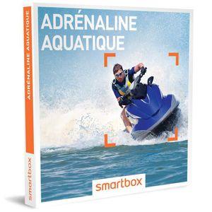 COFFRET SÉJOUR Coffret cadeau - Adrénaline aquatique - Smartbox