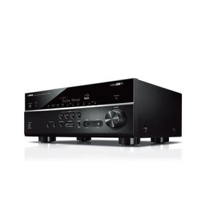 AMPLIFICATEUR HIFI YAMAHA MusicCast RX-V 685 BL Ampli-tuner Home-Ciné