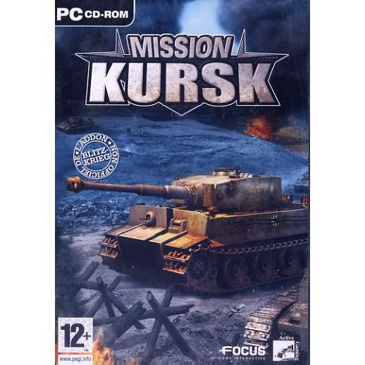 JEUX PC BLITZKRIEG MISSION KURSK add-on / PC CD-ROM