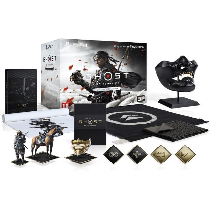 Collection de Logan - Page 38 Ghost-of-tsushima-edition-collector-jeu-ps4
