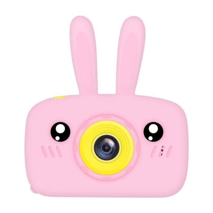 Appareil photo numérique pour enfants de 2 pouces, appareil photo numérique mignon, 32G