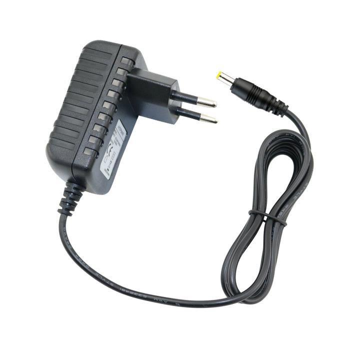 Sanyo Model M7780L Portable Sound System. Radio Cassette Chargeur Adaptateur 7.5V chargeur mural