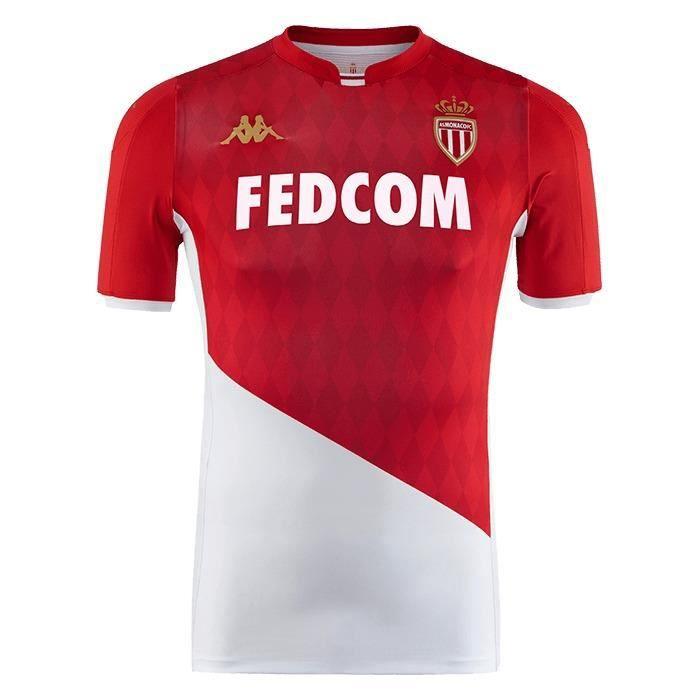Maillot AS Monaco Domicile Pro 2019-2020