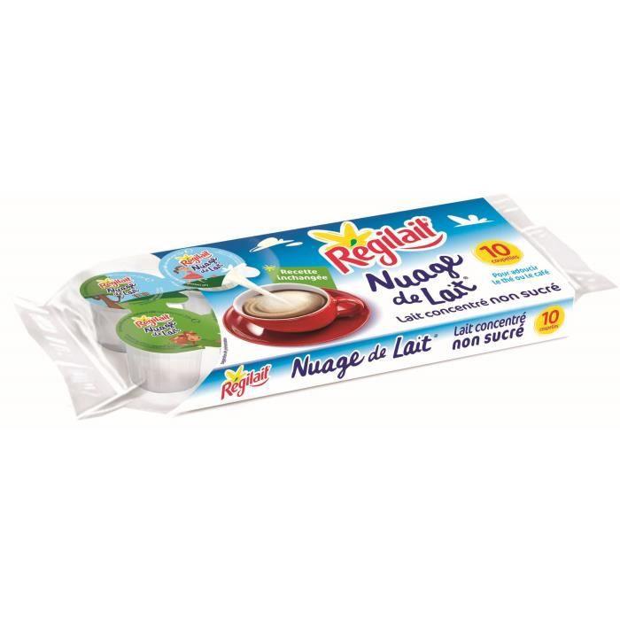 Nuage de lait concentré non sucré 75 g Régilait