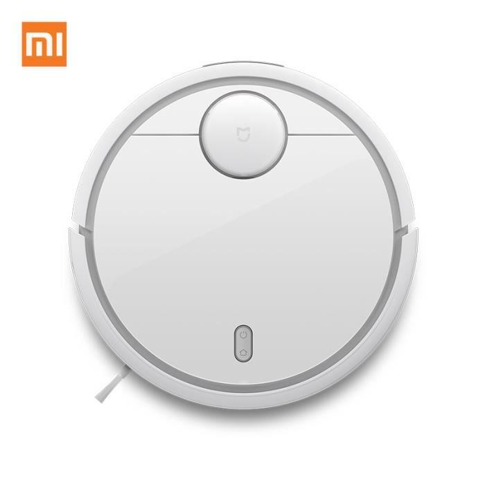 Aspirateur Xiaomi (avec adaptateur standard européen) Blanc