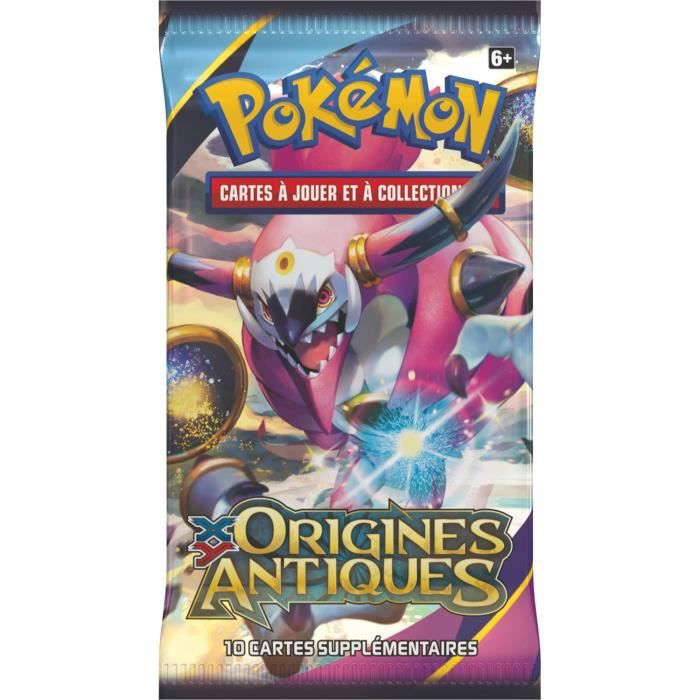 Pokemon booster xy 7 origines antiques achat vente carte a collectionner cdiscount - Cart pokemon xy ...