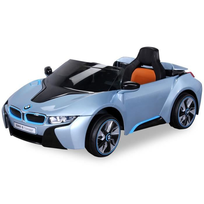 mini voiture lectrique pour enfants bmw i8 90 watt. Black Bedroom Furniture Sets. Home Design Ideas