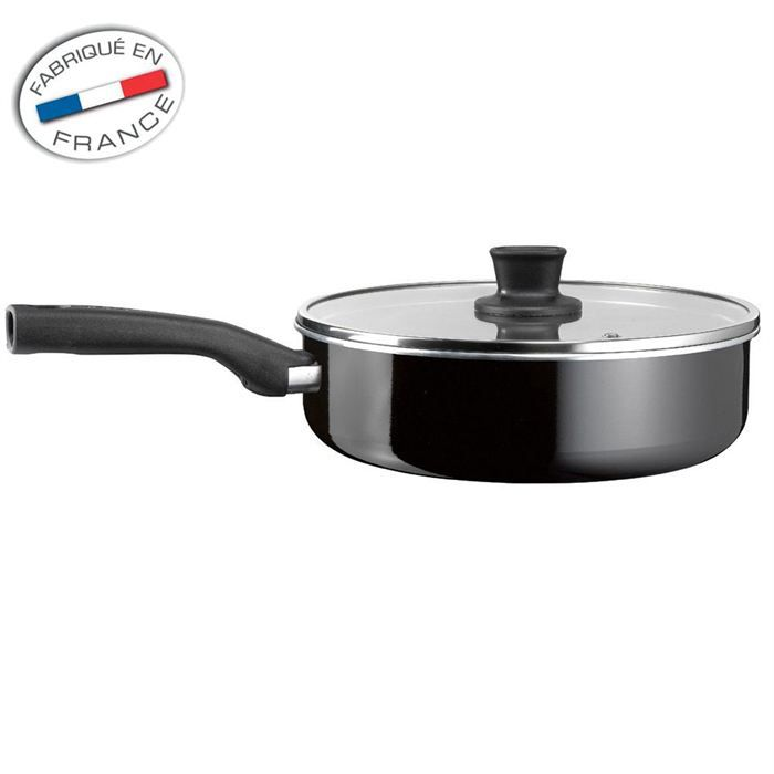 tefal so tasty sauteuse 28cm tous feux sauf induction achat vente po le sauteuse tefal so. Black Bedroom Furniture Sets. Home Design Ideas
