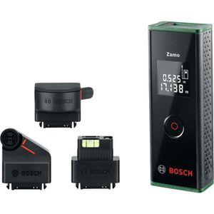 TÉLÉMÈTRE - LASER BOSCH Télémètre laser Zamo - Set 3 accessoires