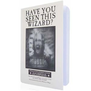 CAHIER Cahier Lenticulaire Harry Potter - Gazette du Sorc
