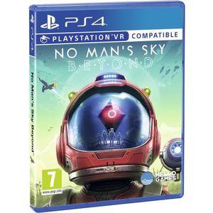 JEU PS4 No Man's Sky Beyond Jeu PS4