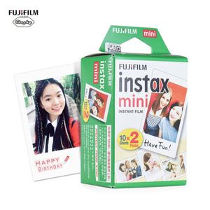 PACK ACCESSOIRES PHOTO Fujifilm Instax Mini 20 feuilles Papier photo en f