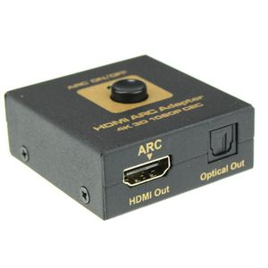 CÂBLE TV - VIDÉO - SON Adaptateur d'arc HDMI vers HDMI & Optical Audio Co
