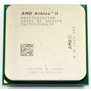 PROCESSEUR AMD Athlon II X2 270 double coeur Processeur - 3.4