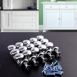 Sourcingmap 66/mm Trous de football Coque tiroir Armoire Poign/ée de traction ton dor/é Lot de 10