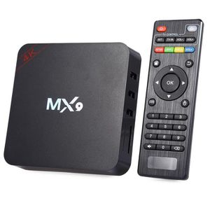 BOX MULTIMEDIA mx9 télé box androïde 4.4 rk3229 quad core 1g ram