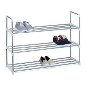 MEUBLE À CHAUSSURES Meuble à chaussures en métal HxlxP: 70 x 90 x 30 c