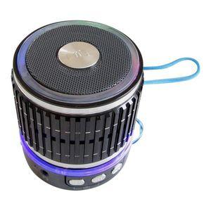 ENCEINTE NOMADE Mini enceinte, haut parleur noir, bluetooth, radio