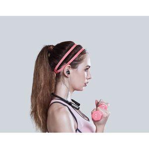 LUNETTES DE SOLEIL Casque IPX5 Bluetooth étanche écouteurs de sport s