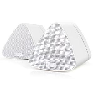 ENCEINTES ORDINATEUR Enceintes PC ou TV Bluetooth – AUGUST MS515 – Haut