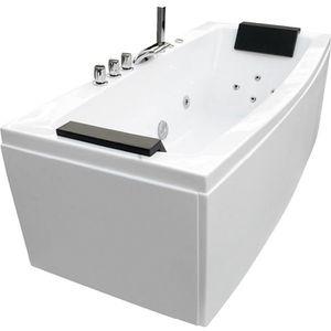 BAIGNOIRE - KIT BALNEO Baignoire BALNEO 170x80x68cm blanc
