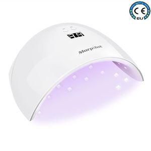 LAMPE UV MANUCURE Lampe UV LED de Manucure 24W , Morpilot Séchoir à