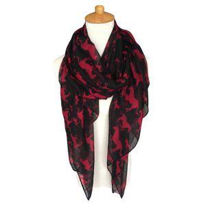 ECHARPE - FOULARD longue écharpe femme foulard 180x100cm GOGOU HB-ho