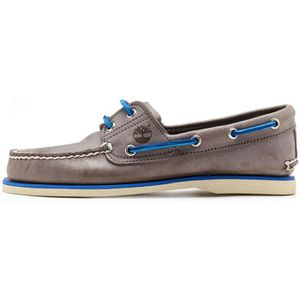 BATEAUX Timberland Classic 2 Eye Boat Cuir chaussures  en