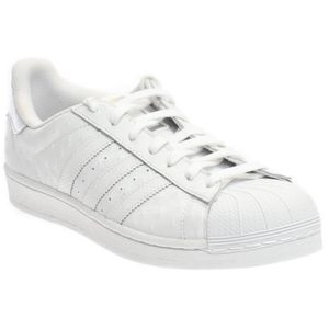 ADIDAS ORIGINALS Chaussures Superstar 1GB1D8 Taille 42 Rouge