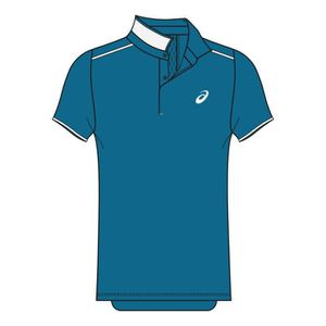 MAILLOT DE TENNIS Polo Asics Gel-cool Perform