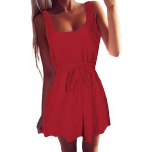 ROBE Sexy Summer Femmes Casual Robes manches cocktail c