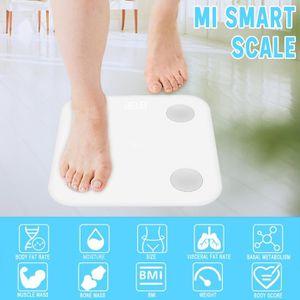 PÈSE-PERSONNE Xiaomi Balance Intelligente Graisse Corporelle LCD