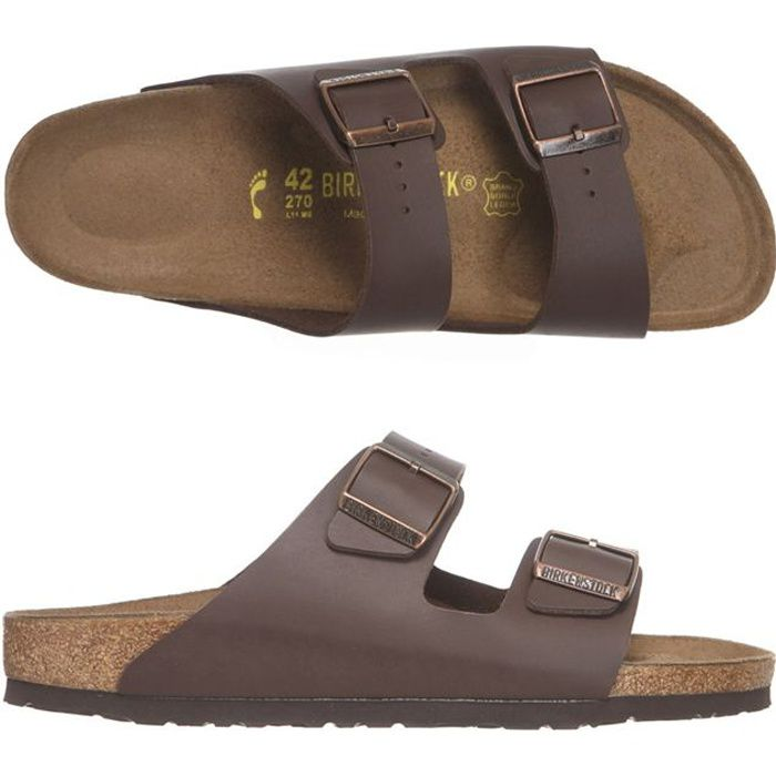 birkenstock mules arizona homme homme marron achat vente birkenstock mules arizona h homme. Black Bedroom Furniture Sets. Home Design Ideas