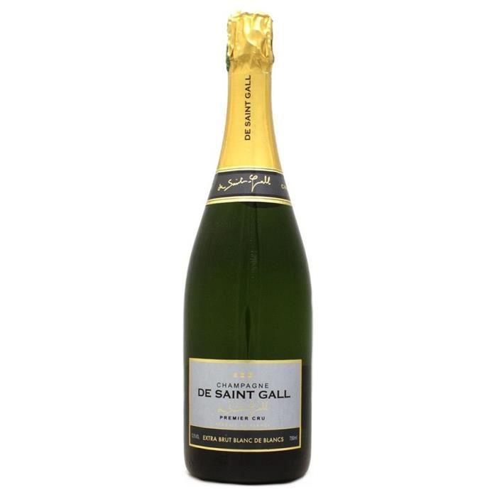 De Saint-Gall 'Extra Brut Blanc de Blancs Premier Cru' Champagne