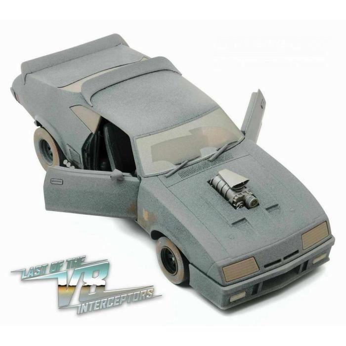 Voiture Mad Max Ford Falcon XB GT Coupé V8 Interceptors Version Sale 1973 en Métal au 1/18