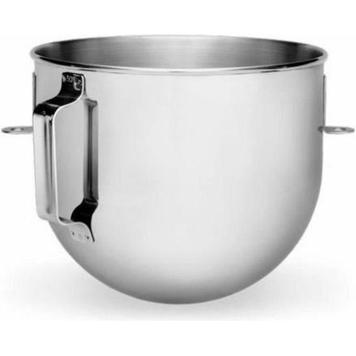 Kitchenaid - Bol 4.8L Pour Robot Artisan À Bol Relevable - 5K5A2Sb