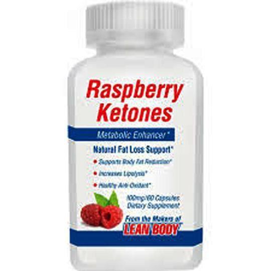 Labrada Raspberry Ketones 60 Caps