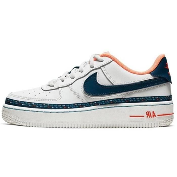 Basket Air Force 1 Air Force One AF 1 Low Chaussures de Running Homme Femme CK9708-1100