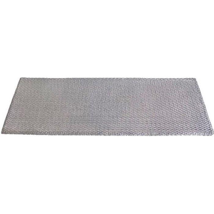 Filtre metal (anti graisses) 490x185mm pour Hotte SCHOLTES