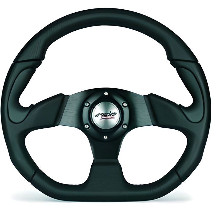 Volant tuning X2 POLY-PELLE PU Cuir