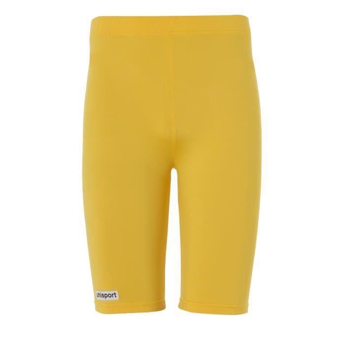 Sous-short junior Uhlsport Distinction Color - jaune - 8 ans