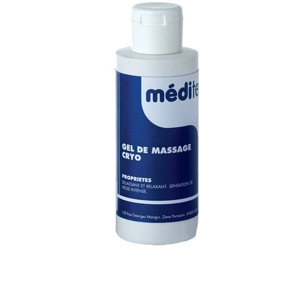 Gel de massage cryo 100 ml