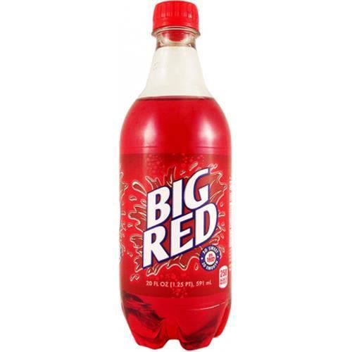 dating big red soda bottle