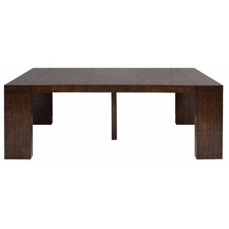 Table console extensible weng rustique 3rallonges achat vente console ta - Console extensible cdiscount ...