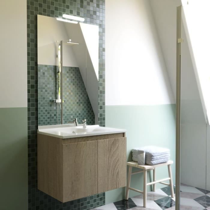 Meuble Salle De Bain Simple Vasque PROLINE 70
