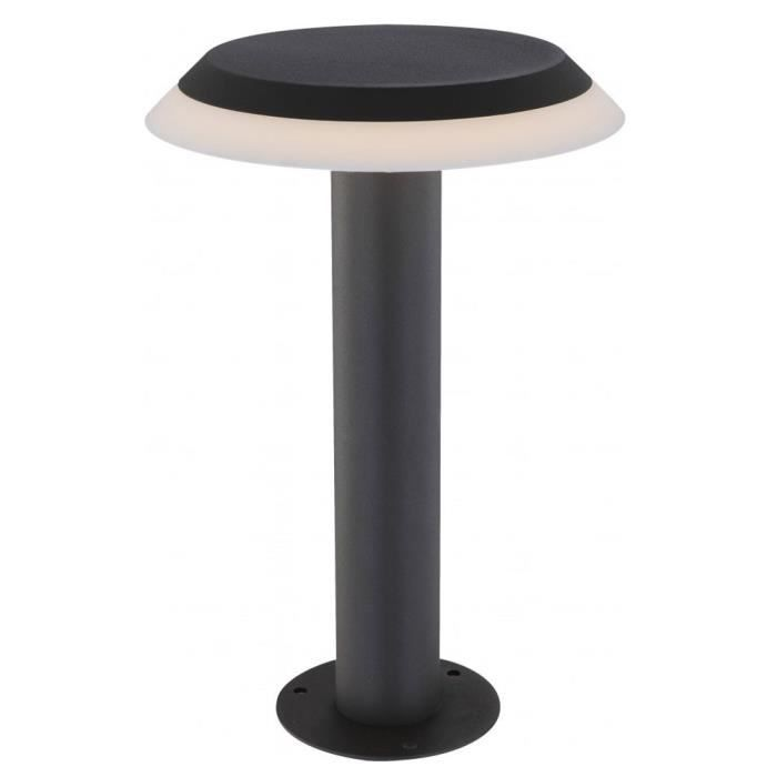 lampadaire led 4 5 watts luminaire clairage jardin lampe terrasse globo 34291 achat vente. Black Bedroom Furniture Sets. Home Design Ideas